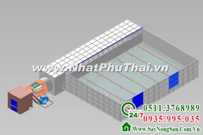 Tư vấn thiết kế chế tạo máy sấy nông sản - Hình 03